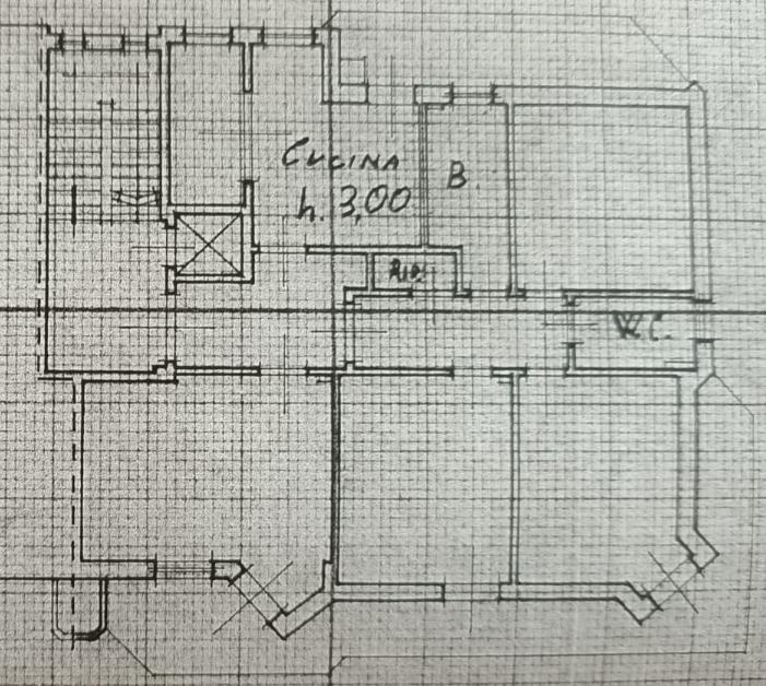 Planimetria 1/1 per rif. B/0231