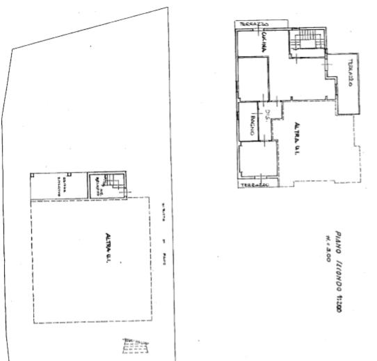 Planimetria 1/1 per rif. M/0276