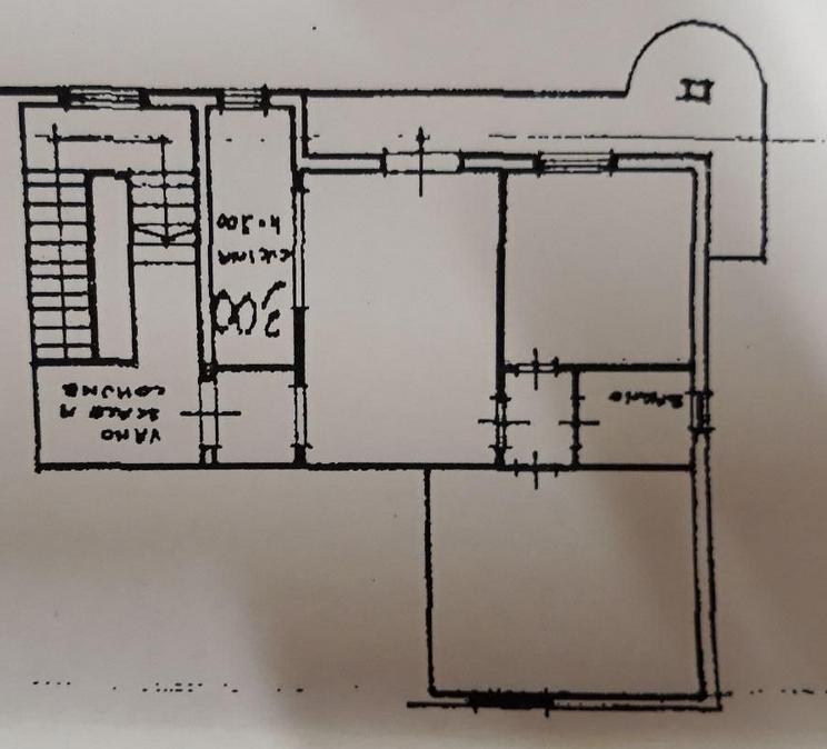 Planimetria 1/1 per rif. M/0281