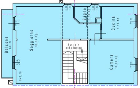 Planimetria 1/1 per rif. F/0339
