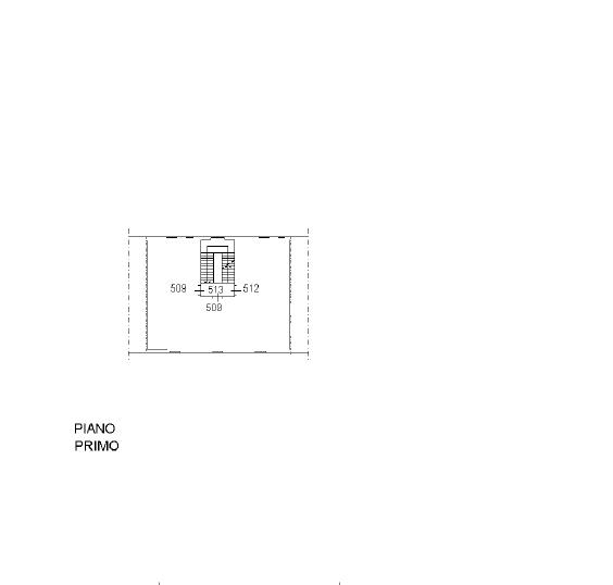 Planimetria 2/3 per rif. P/0167