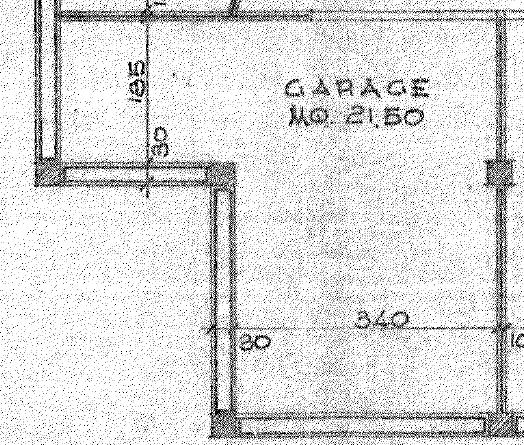 Planimetria 2/2 per rif. B/0234