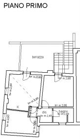 Planimetria 1/1 per rif. F/0351