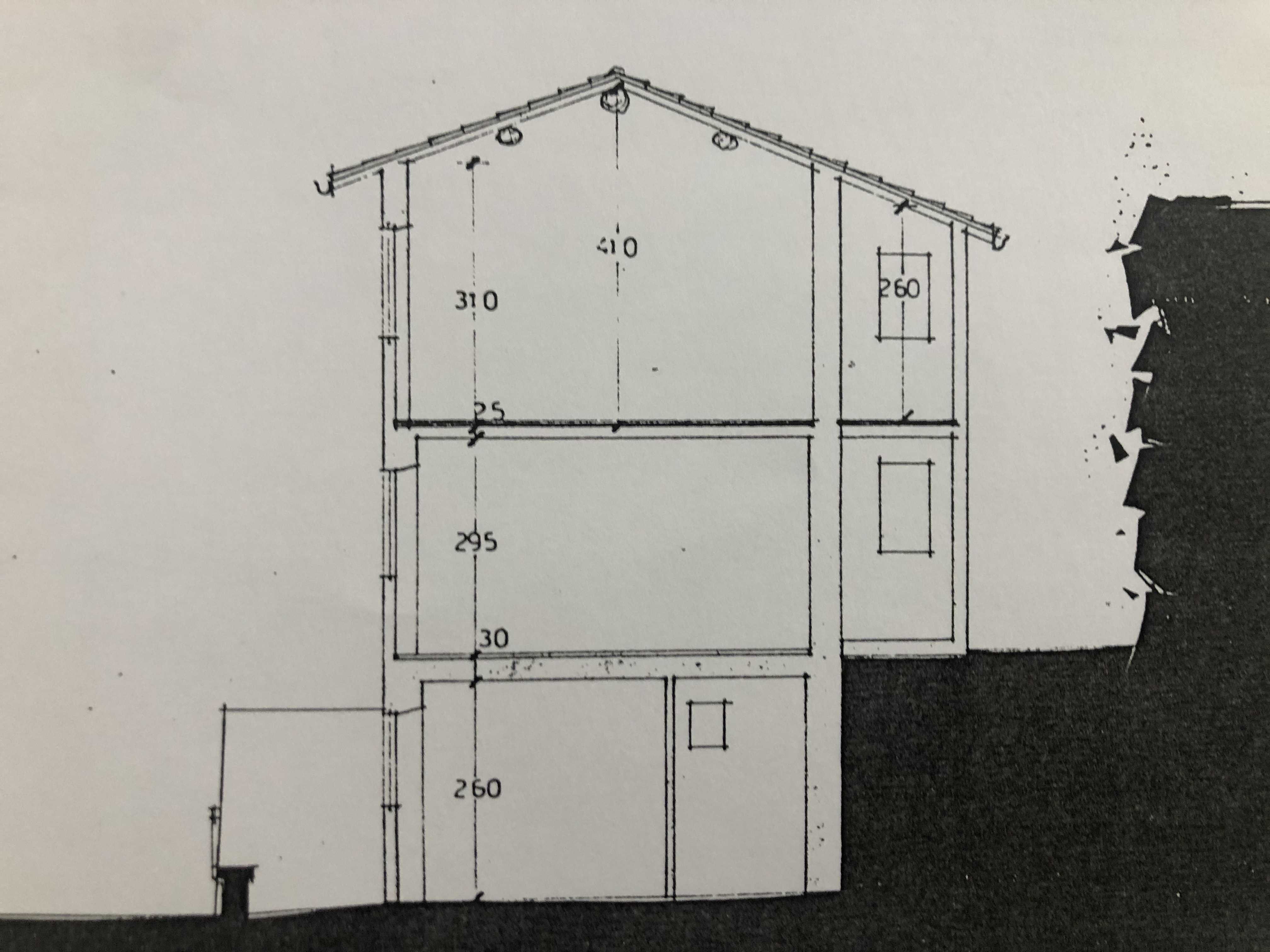 Planimetria 6/8 per rif. F/0363