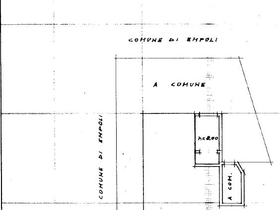 Planimetria 2/2 per rif. P/0170