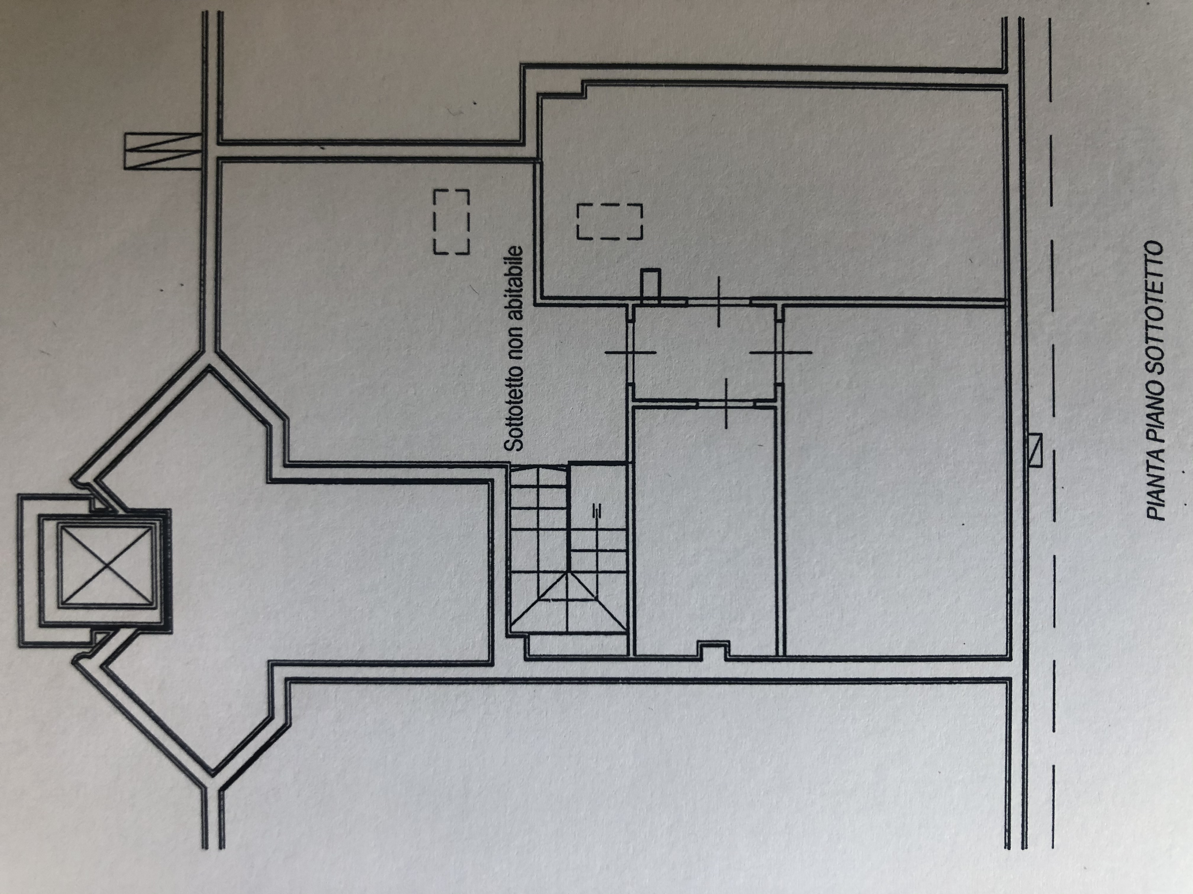 Planimetria 2/2 per rif. F/0367