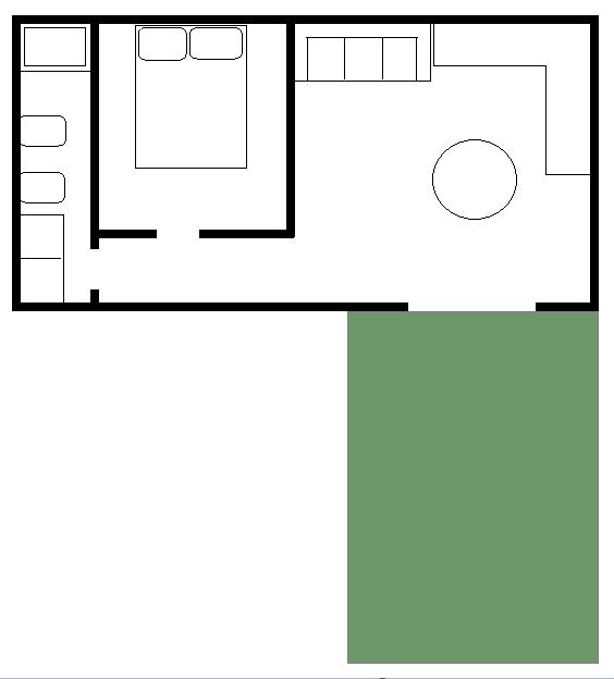 Planimetria 1/1 per rif. F/0368