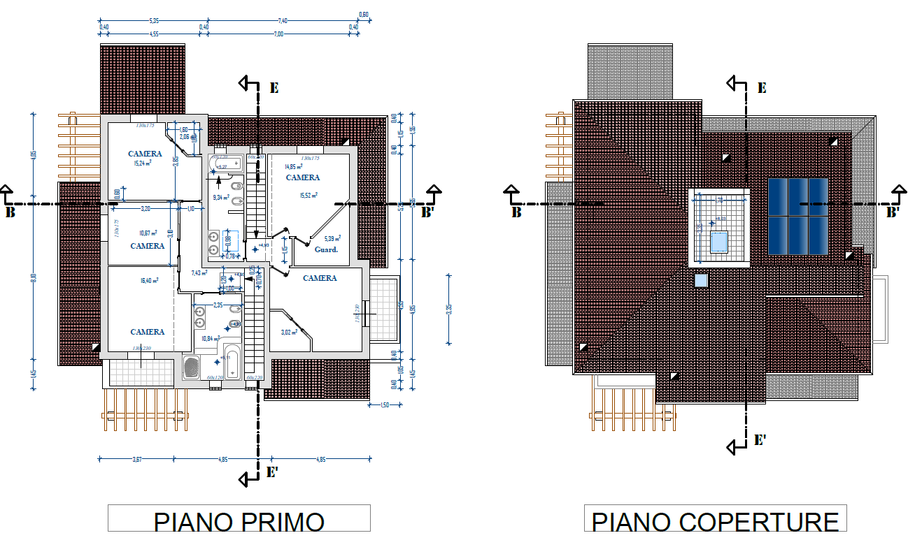 Planimetria 2/2 per rif. M/0294