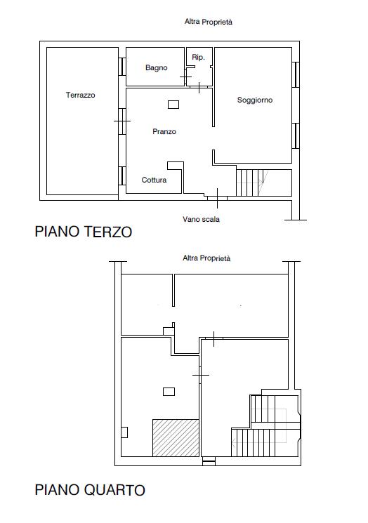 Planimetria 1/1 per rif. M/0298
