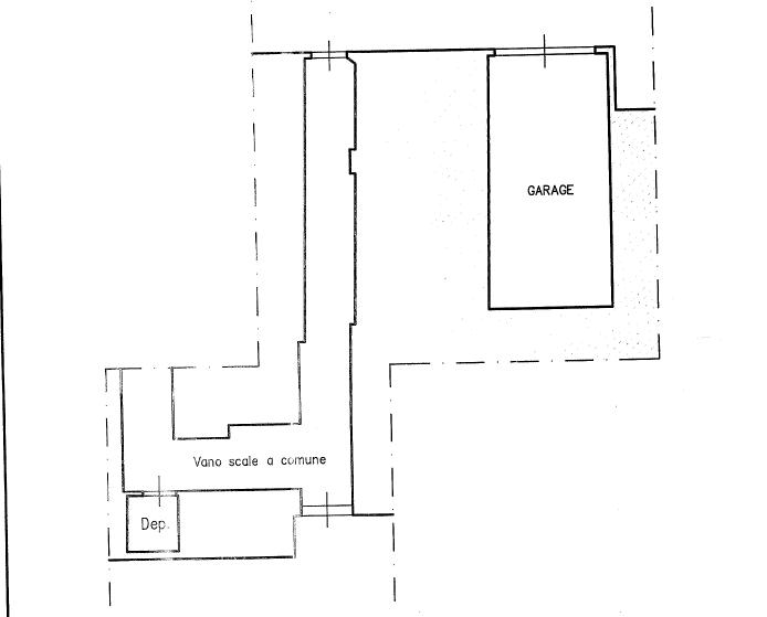 Planimetria 2/2 per rif. P/0173