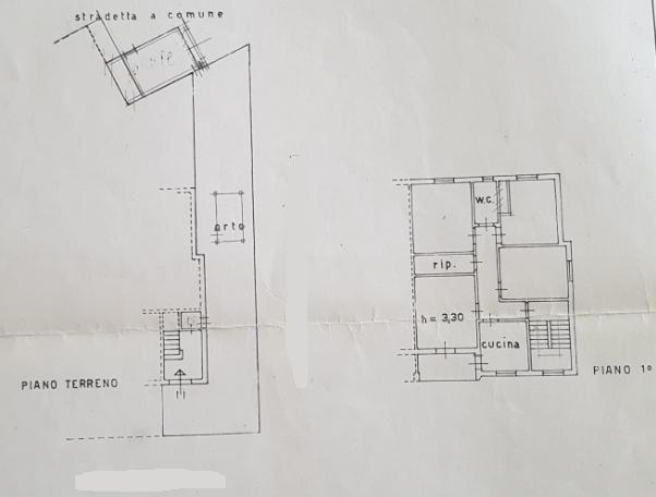 Appartamento in vendita, rif. F/0376 (Planimetria 1/1)