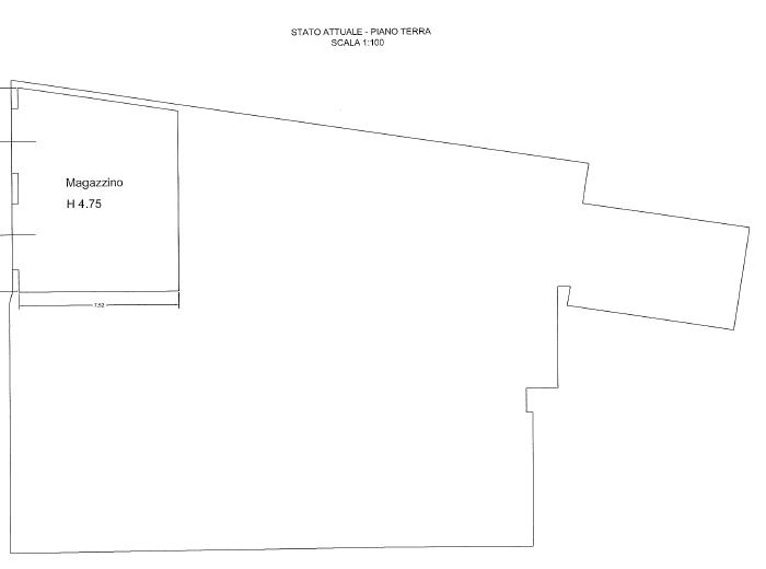 Villa singola in vendita, rif. F/0380 (Planimetria 6/6)