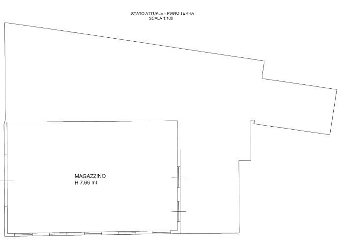 Villa singola in vendita, rif. F/0380 (Planimetria 4/6)