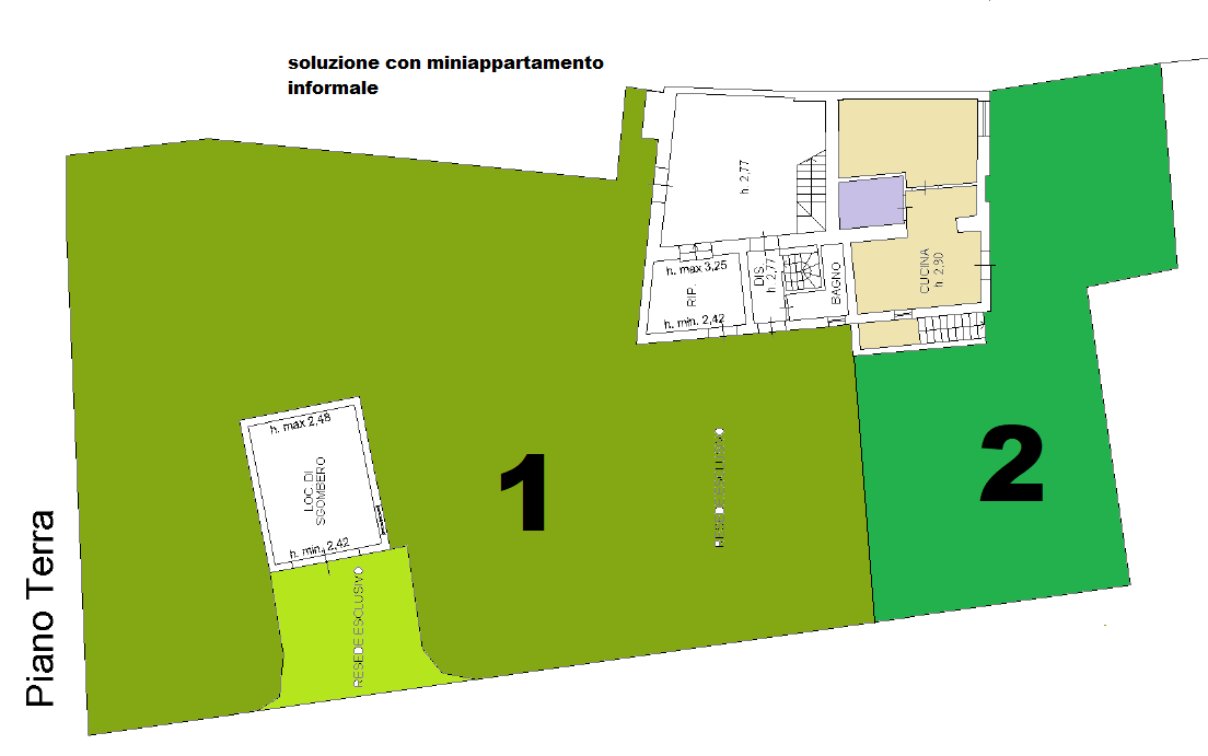 Planimetria 4/4 per rif. F/0409