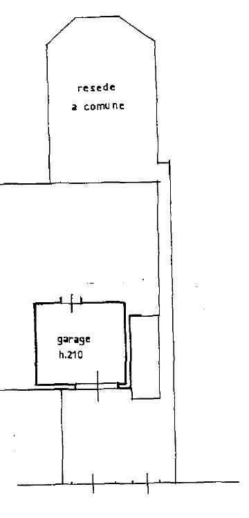 Appartamento in vendita, rif. M/0318 (Planimetria 2/3)