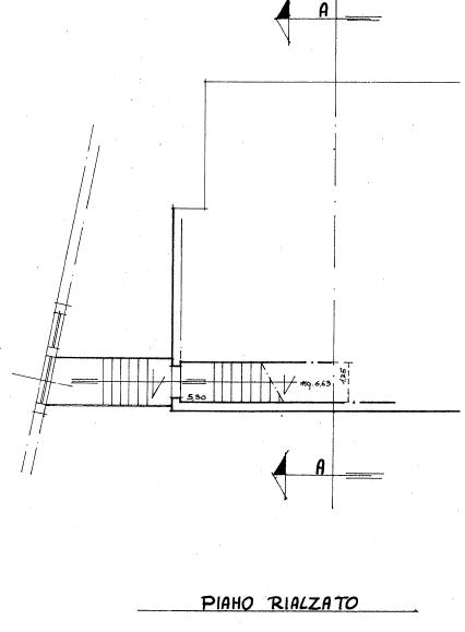Appartamento in vendita, rif. P/0186 (Planimetria 4/4)