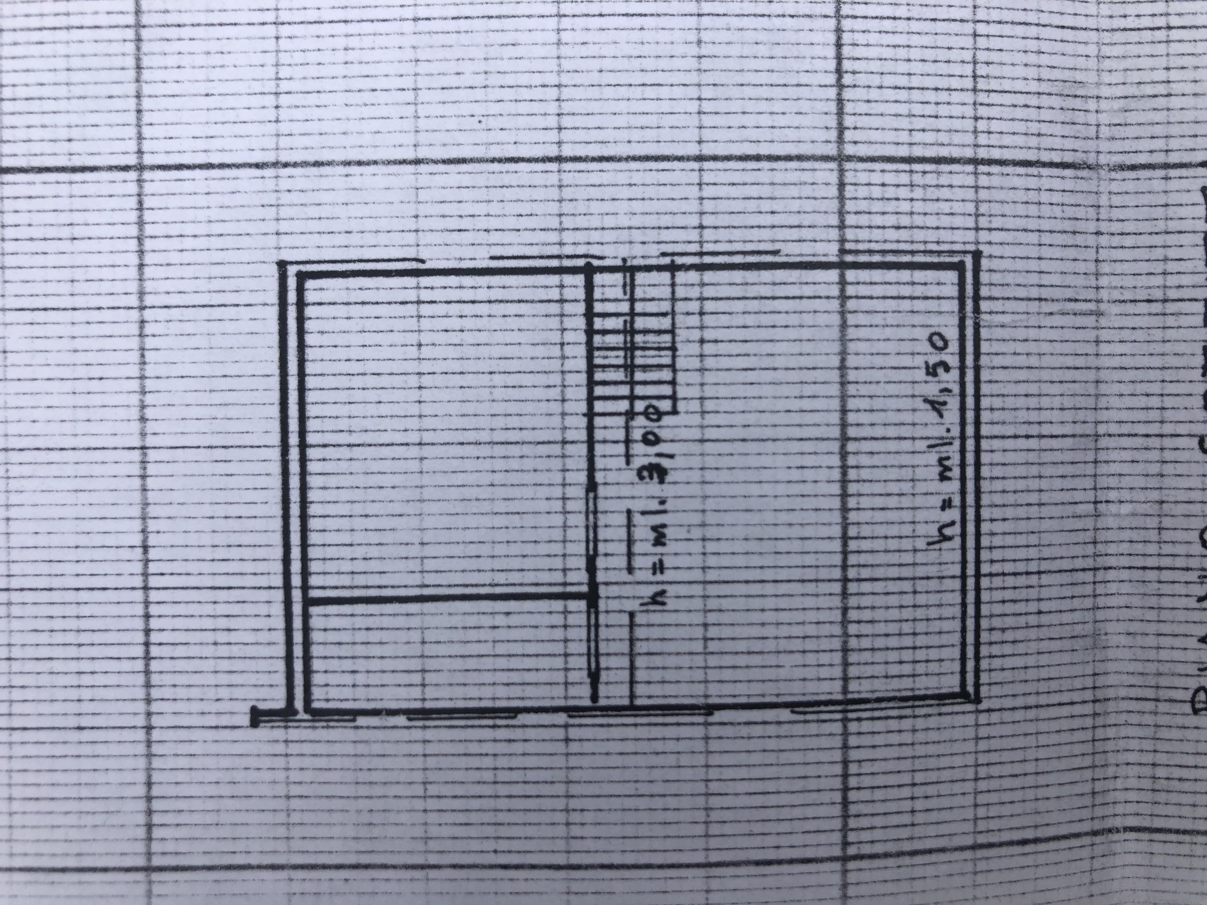 Villetta a schiera in vendita, rif. F/0425 (Planimetria 4/4)