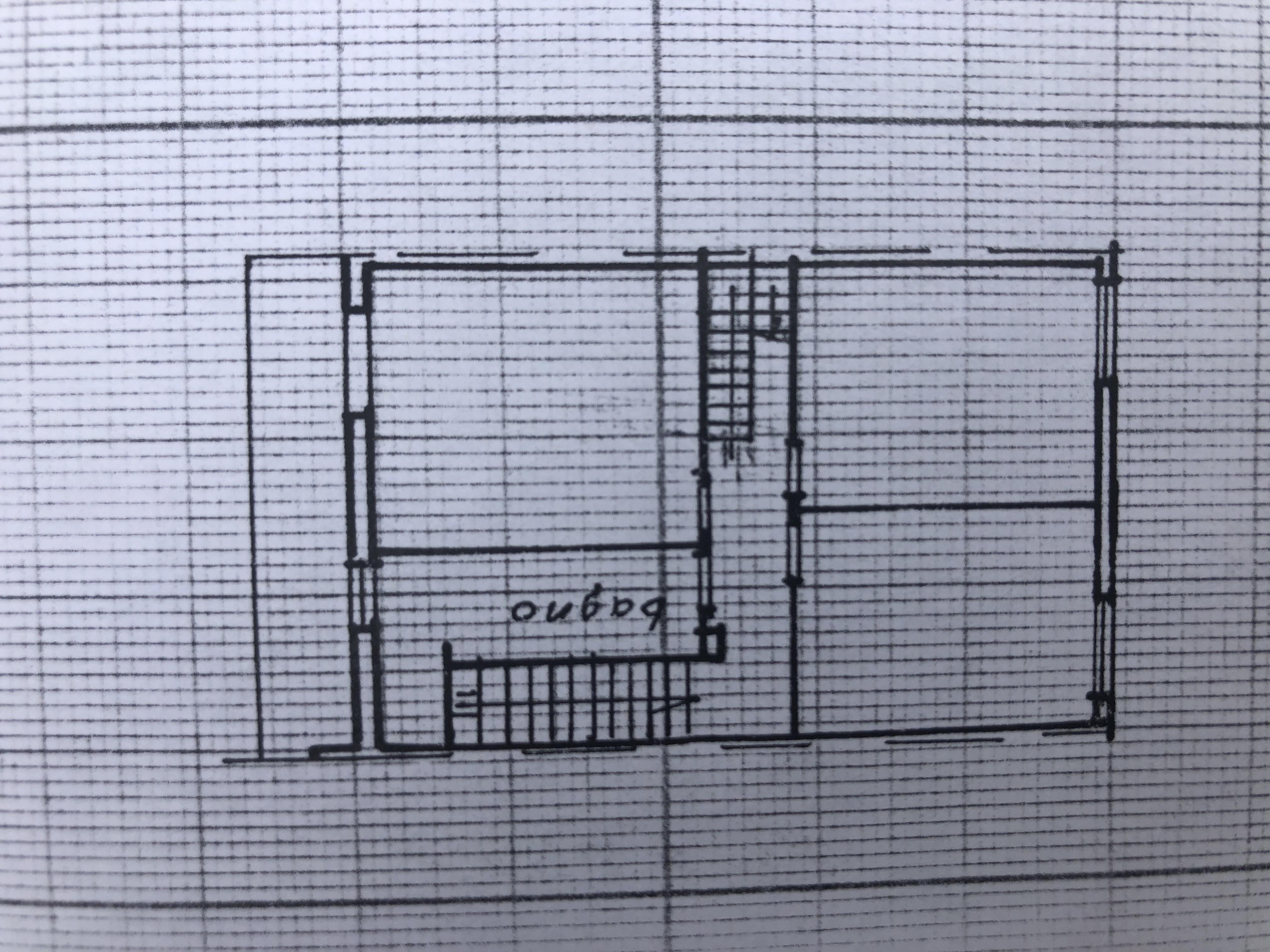 Villetta a schiera in vendita, rif. F/0425 (Planimetria 3/4)