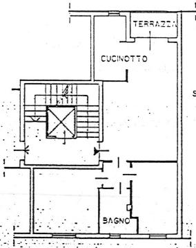 Appartamento in vendita, rif. F/0439 (Planimetria 1/2)
