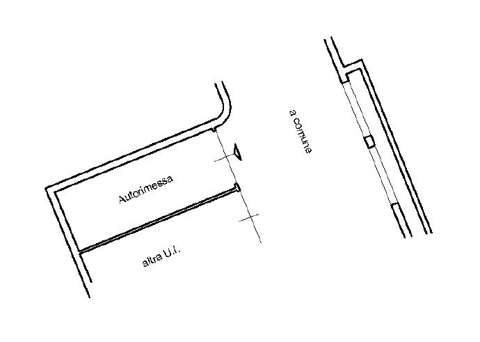 Planimetria 2/2 per rif. F/0444