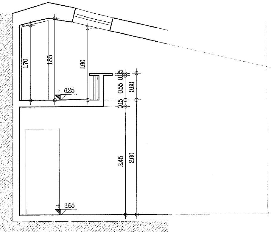 Appartamento in vendita, rif. F/0460 (Planimetria 3/3)