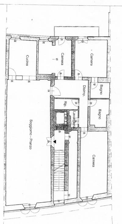 Appartamento in vendita, rif. LB14 (Planimetria 1/1)