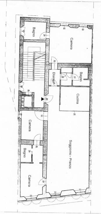 Appartamento in vendita, rif. LB16 (Planimetria 1/1)