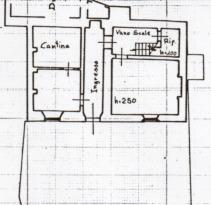 Terratetto in vendita, rif. LB30 (Planimetria 1/4)