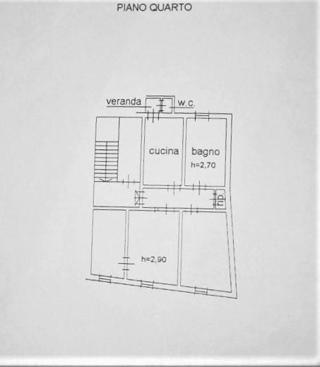 Planimetria 1/1 per rif. 255