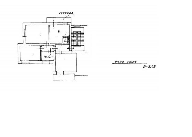 Planimetria 1/1 per rif. 63