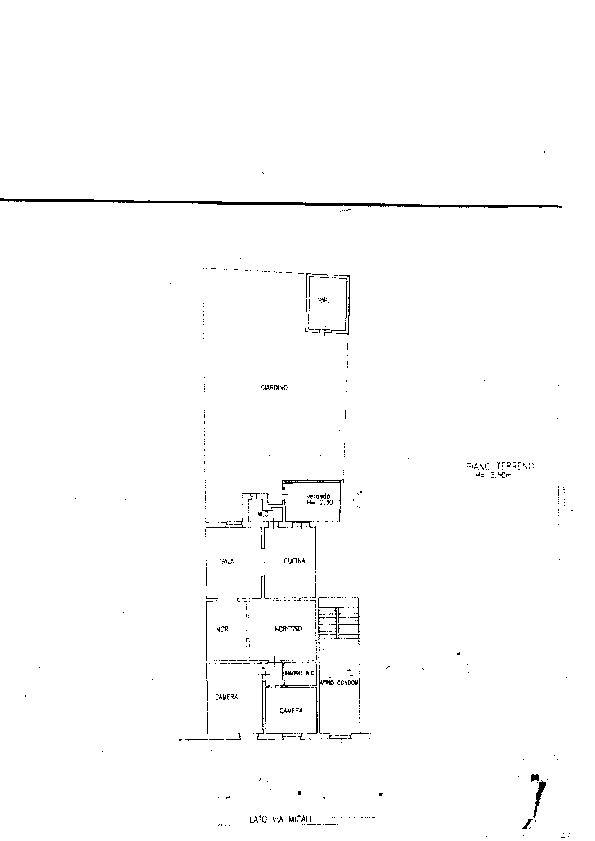 Planimetria 1/1 per rif. 459