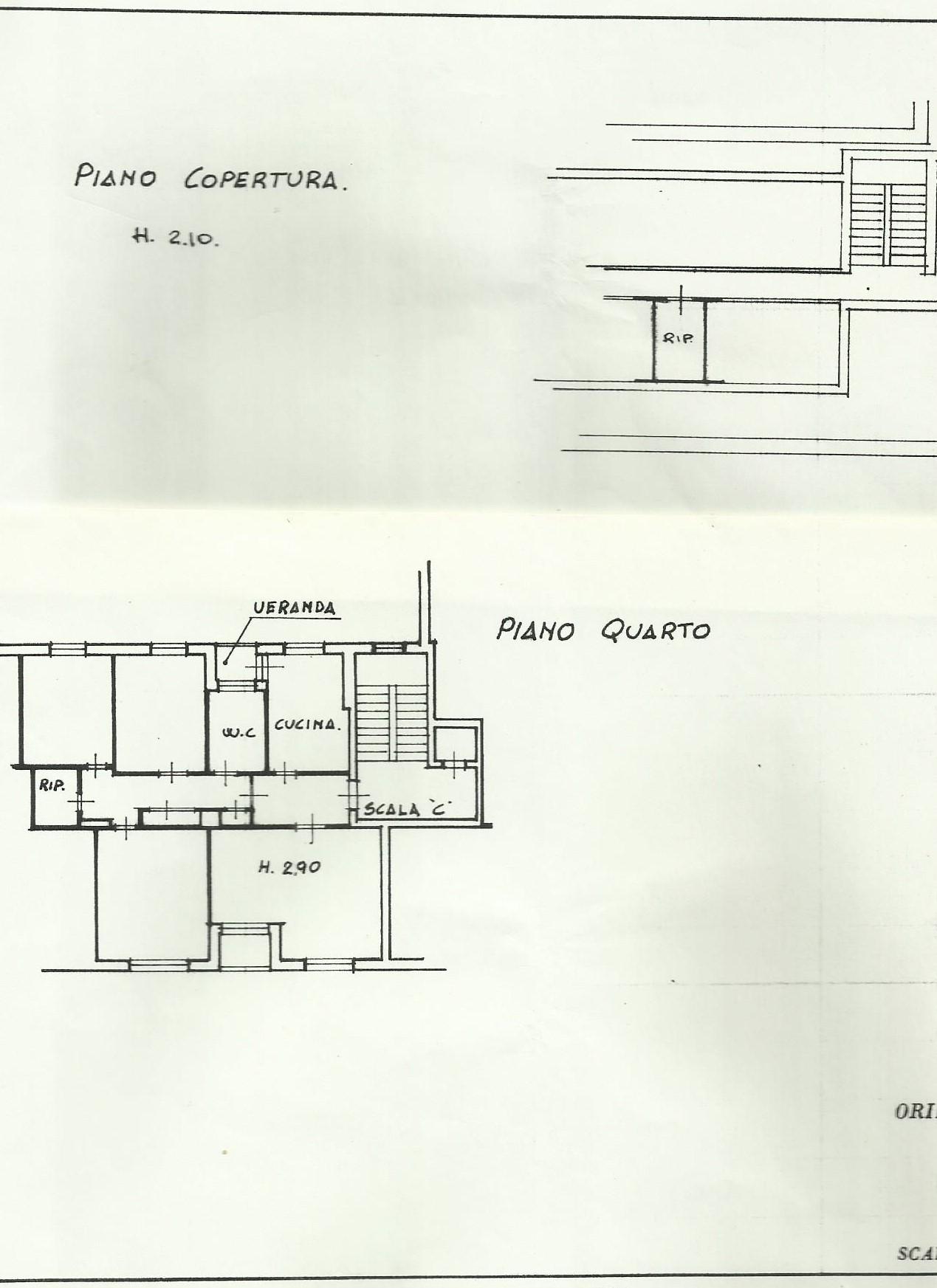 Planimetria 1/1 per rif. 77