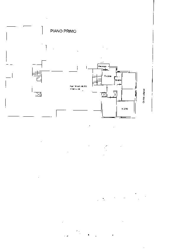 Planimetria 1/1 per rif. 100