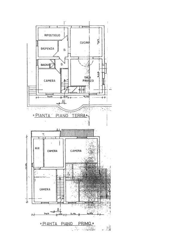 Planimetria 1/1 per rif. AP338