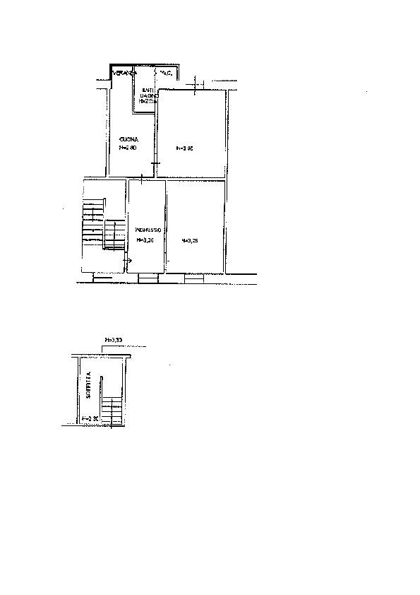 Planimetria 1/1 per rif. AP2900