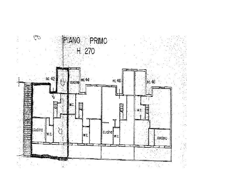 Planimetria 1/2 per rif. AP 306