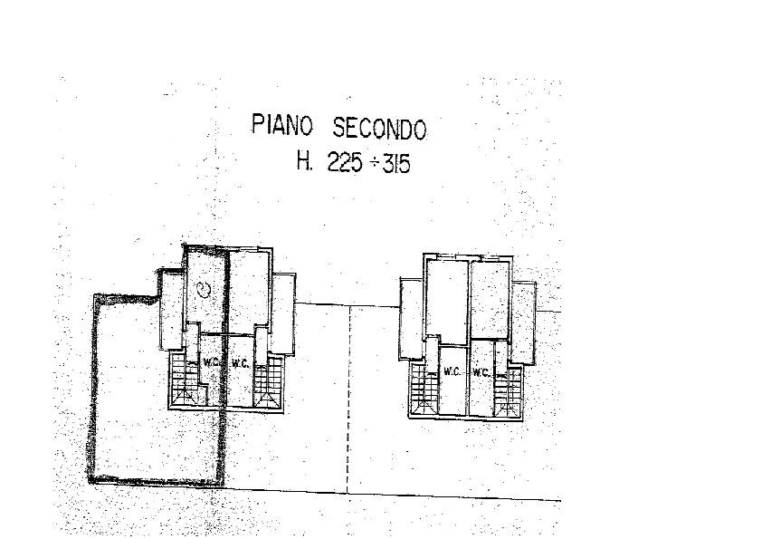 Planimetria 2/2 per rif. AP 306