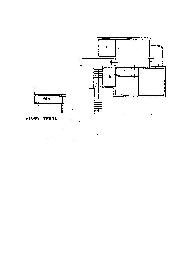 Planimetria 1/1 per rif. AP501