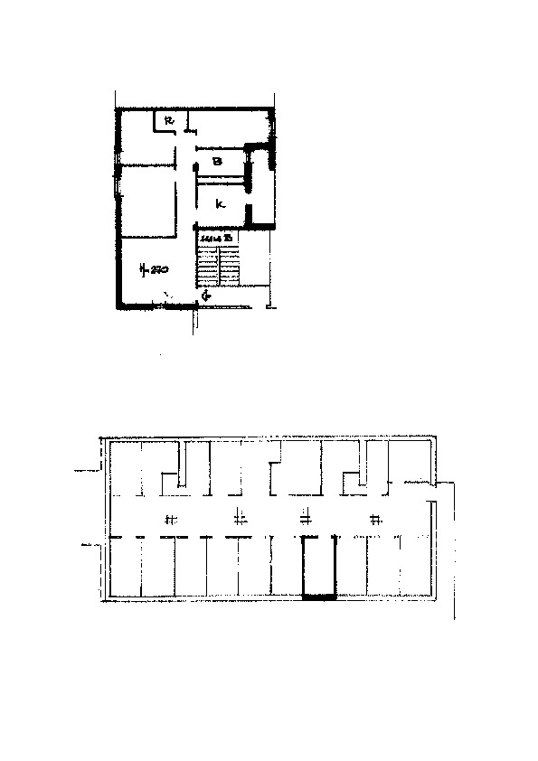 Planimetria 1/1 per rif. AP488