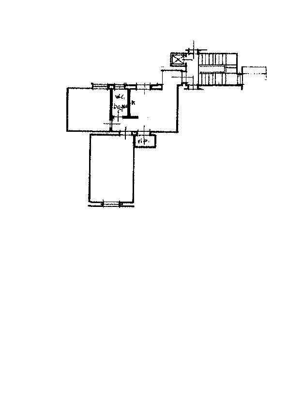 Planimetria 1/1 per rif. AP482