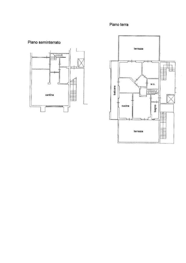 Planimetria 1/1 per rif. AP545