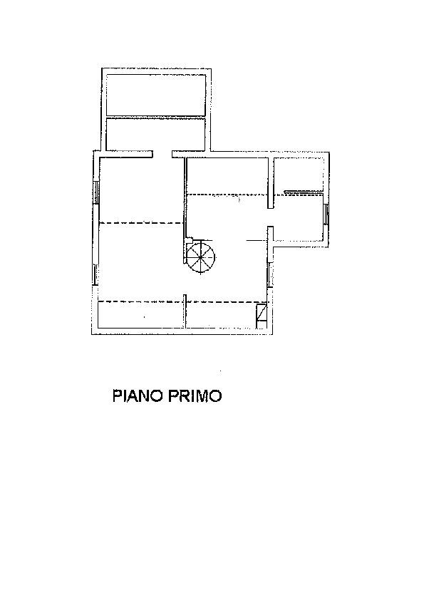 Planimetria 2/2 per rif. AP549