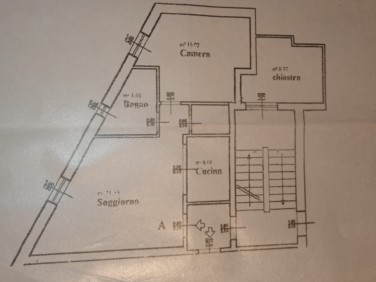 Planimetria 1/1 per rif. AP635