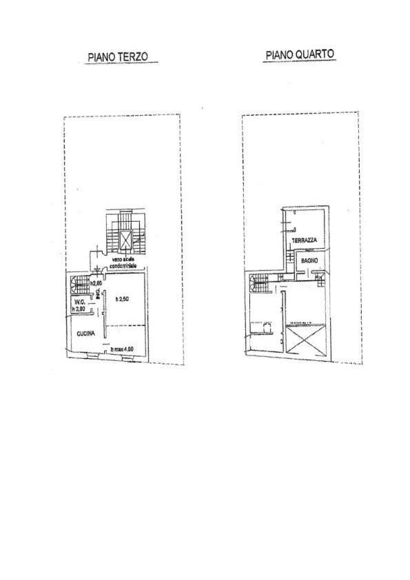 Planimetria 1/1 per rif. AP568