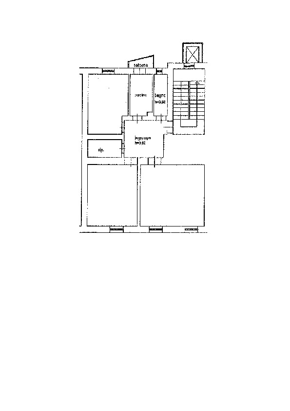 Planimetria 1/1 per rif. AP572