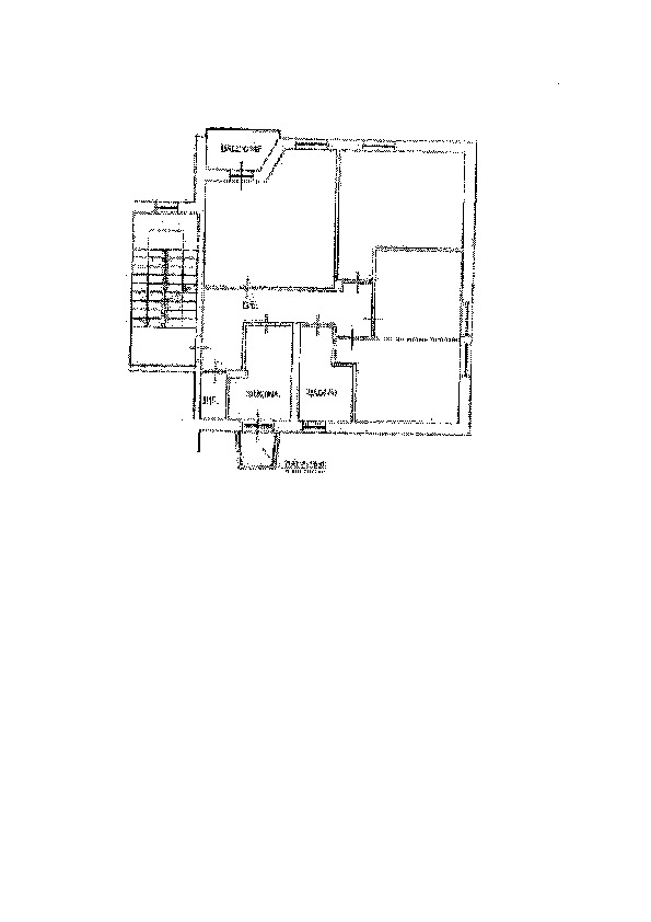 Planimetria 1/1 per rif. AP576