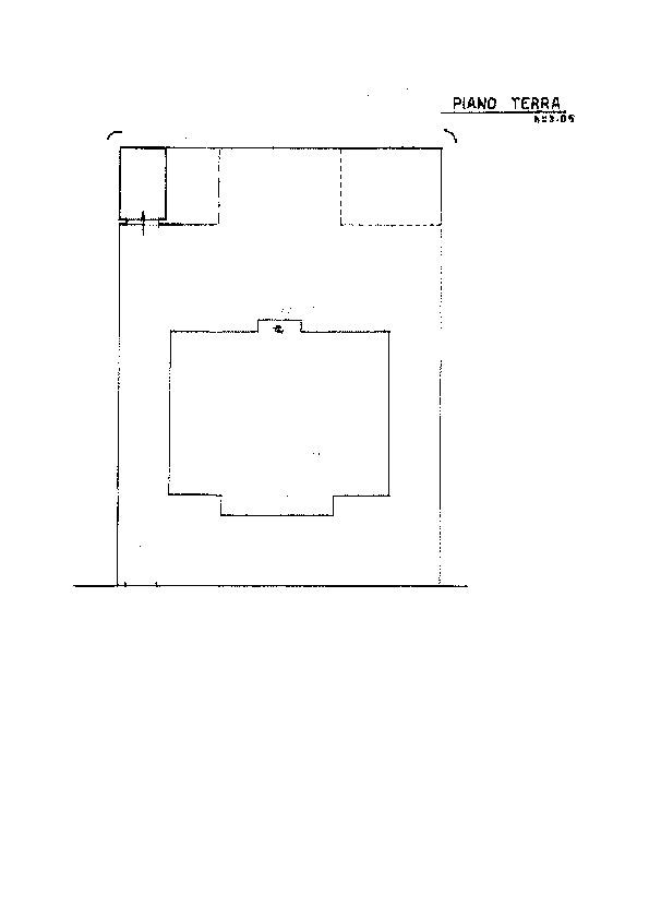 Planimetria 2/2 per rif. AP579