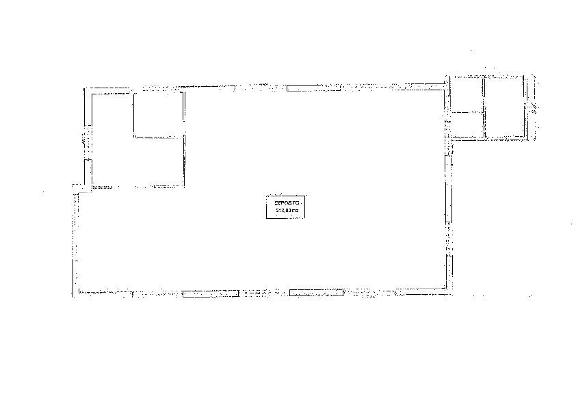 Planimetria 1/1 per rif. AP582