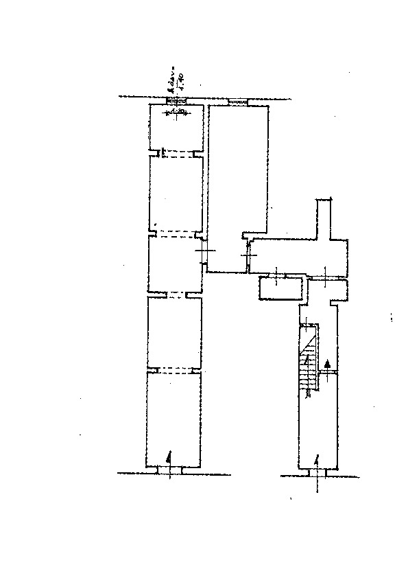 Planimetria 1/1 per rif. AP612