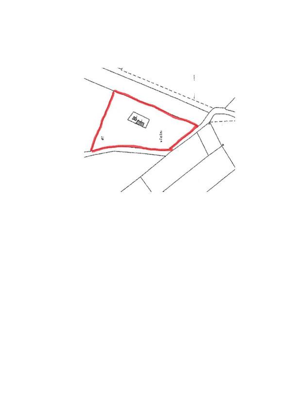 Planimetria 1/2 per rif. AP627